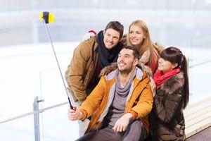 Ilustración de Consejos al Usar un Selfie Stick