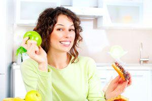 Ilustración de 5 Alimentos para Rendir Más en el Trabajo