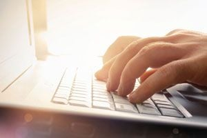 Ilustración de Tips para Buscar Trabajo por Internet