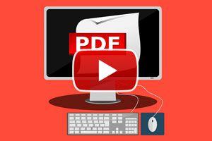 Ilustración de Cómo Guardar una Página Web en PDF
