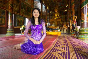 Ilustración de Cómo Viajar al Sudeste Asiático