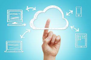 Ilustración de Sitios de Almacenamiento en la Nube