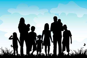 Ilustración de Cómo Mejorar la Convivencia en una Familia Numerosa