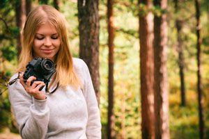 Ilustración de Aplicación para Retocar Fotos en tu Smartphone