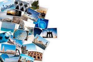 Ilustración de 5 Sitios para Bajar Fotos Gratis y Libres de Derechos