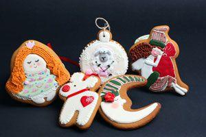 Cómo decorar galletas de azúcar. Ideas para decorar galletas básicas. Cómo darle color a las galletas. Colorear galletas originales