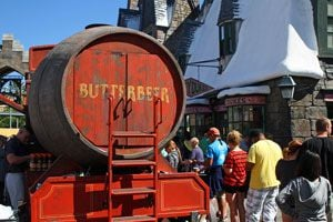 Ilustración de Cómo hacer las Bebidas de Harry Potter