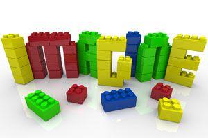 Ilustración de Cómo hacer Decoraciones con Legos