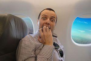 Ilustración de Cómo Evitar el Miedo a Volar