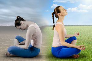Ilustración de Aplicaciones útiles para Meditar
