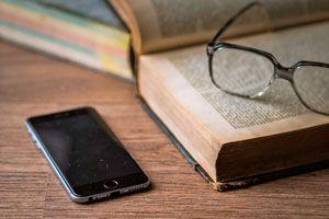 Ilustración de Aplicaciones para Leer Ebooks