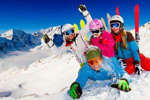 Ilustración de Consejos para hacer un Viaje de Ski
