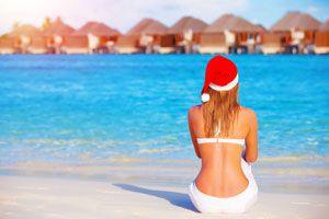 Consejos para organizar un viaje durante las fiestas de fin de año. Tips para viajar en las fiestas. Cómo evitar problemas al viajar en las fiestas