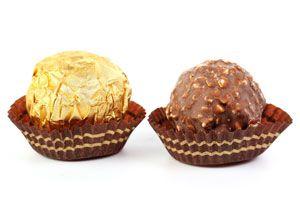 Ilustración de Cómo hacer Ferrero Rocher Caseros