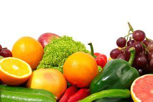 Ilustración de Alimentos Para Mejorar el Hígado