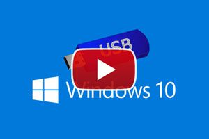 Ilustración de C&oacutemo Instalar Windows 10 Desde un Pendrive
