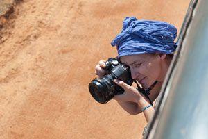 Ilustración de Consejos para hacer un Safari Fotográfico