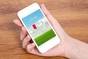 Ilustración de Aplicaciones para Ahorrar Batería