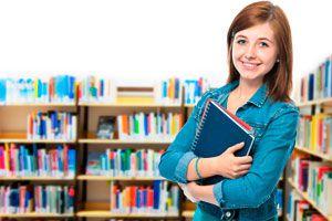 Ilustración de Bibliotecas Online Gratis para Estudiantes