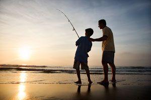 Ilustración de Cómo hacer Turismo de Pesca