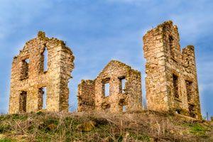 Ilustración de Consejos para Visitar Ruinas Antiguas