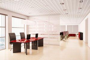 Ilustración de Claves para Diseñar una Oficina