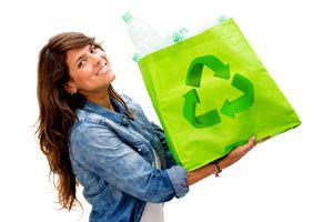 Cómo empezar a reciclar en casa. Acciones simples para comenzar a reciclar. Ideas de reciclaje simples para aplicar en casa.