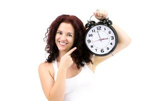 Ilustración de El Reloj Biológico y los Horarios para hacer Actividades