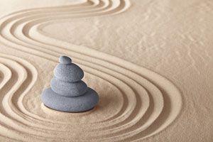 Ilustración de Los 7 Principios Estéticos del Zen