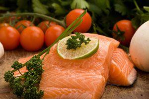 Ilustración de 6 Alimentos con Propiedades Antiage