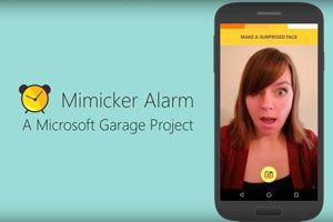 Ilustración de Despierta de Buen Humor con Mimicker Alarm