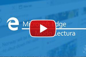 Ilustración de Cómo Activar el Modo Lectura en Microsoft Edge