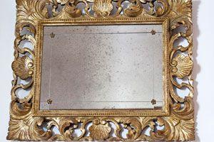 Ilustración de Cómo hacer un Espejo Antiguo