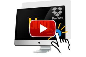 Ilustración de Cómo Insertar Música de Dropbox en un Blog