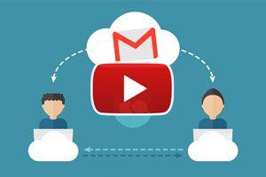 Ilustración de Cómo Compartir una Cuenta de Gmail con Otro Usuario