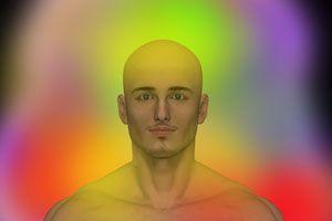 Ilustración de Cómo Ver el Aura