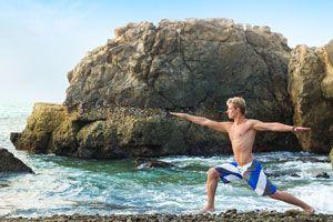Ilustración de Cómo Equilibrar los Chakras con Yoga