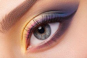 Ilustración de El Mejor Maquillaje para Ojos según su Forma