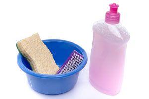 Ilustración de Cómo hacer Detergente Lavavajillas