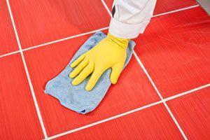 Ilustración de Cómo Limpiar las Juntas de los Azulejos