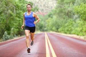 Ilustración de Cómo Respirar al Correr