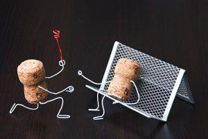 Ilustración de Cómo hacer Miniaturas con Corchos