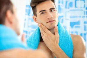 Ilustración de Cremas Caseras para Afeitarse