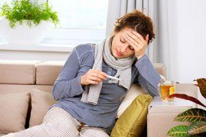 Ilustración de ¿Cuáles son los Síntomas de la gripe A (H1N1)?
