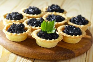 Ilustración de Cómo hacer Caviar Falso