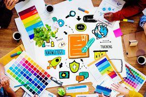 Ilustración de La Relación entre Desorden y Creatividad