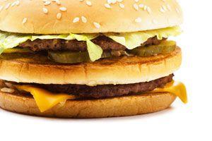 Ilustración de Cómo hacer una Hamburguesa Estilo Big Mac