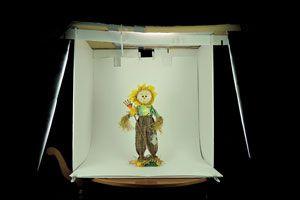 Ilustración de Cómo hacer una Caja de Luz para Fotografía