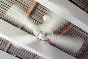 Ilustración de Características de los ventiladores de techo para elegir el más adecuado