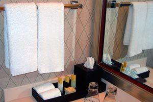Ilustración de Consejos para organizar el cuarto de baño